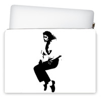 Michael Jackson Laptop Sleeves Laptop Sleeves | Artist : Dhineshbabu
