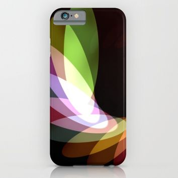 Elliptical Motion iPhone & iPod Case by Eric Rasmussen