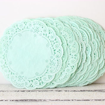 Shop Paper Lace Doilies on Wanelo