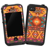 "Aztec Tribal ""Protective Decal Skin"" for LifeProof 4/4S Case:Amazon:Cell Phones & Accessories"