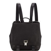 PS Courier Small Backpack, Black - Proenza Schouler