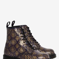 Dr. Martens 8-Eye Leather Boot - Pascal Baroque