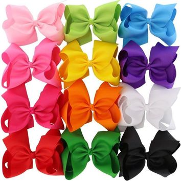 Sweet as Sugar Couture Large Hair Bow
