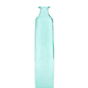 Vitrocolor Recycled Glass - Aqua Green Bottle