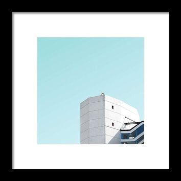 Urban Architecture - London, United Kingdom 2 - Framed Print