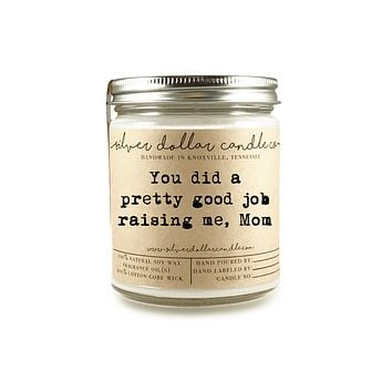 Good Job Mom- 8oz Soy Candle