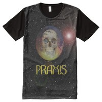 Praxis All-Over Print T-Shirt