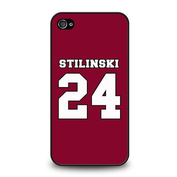 teen wolf stilinski 24 iphone 5c case cover  number 1