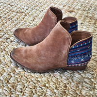 The Cira Bootie