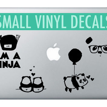 Steppie / Small Vinyl Decal Sticker / Choose One von steppie
