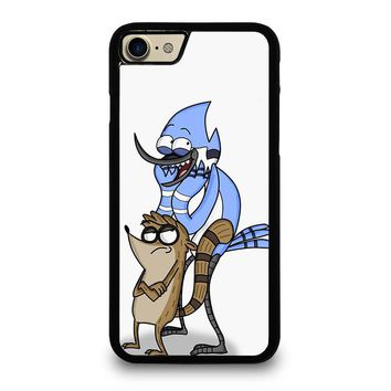 MORDECAI RIGBY REGULAR SHOW iPhone 7 Case Cover