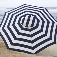 ROUND MARKET UMBRELLA - STRIPE