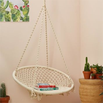 Macrame' Hanging Chair Topanga