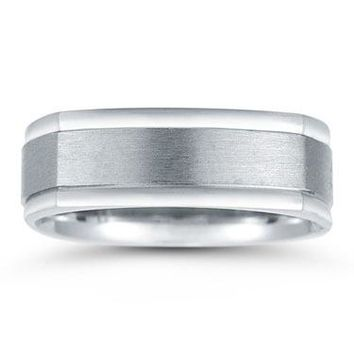 Euro-Shank Band with Machined Edges