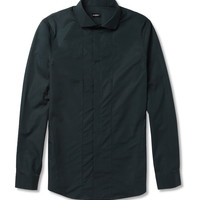 Jil Sander Slim-Fit Cotton-Poplin Shirt | MR PORTER