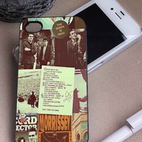 The SMiths Morrissey | Rock Band | iPhone 4 4S 5 5S 5C 6 6+ Case | Samsung Galaxy S3 S4 S5 Cover | HTC Cases