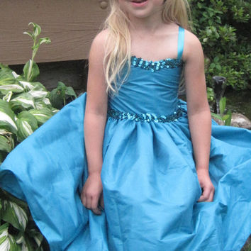 Little Girls Dress up Dress size should fit size 3-8