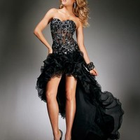 Tony Bowls Evenings Dress TBE11308 at Peaches Boutique