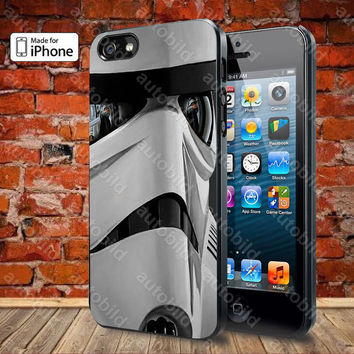 Star Wars Stormtrooper 02 Case For iPhone 5, 5S, 5C, 4, 4S and Samsung Galaxy S3, S4