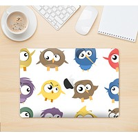 "The Crazy Birds Skin Kit for the 12"" Apple MacBook"