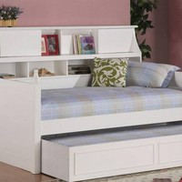 Maddie Big Bookcase Bed
