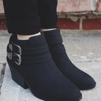 Stapleton Booties - Black