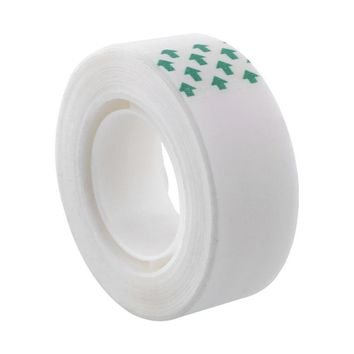 1Roll 30m Adhesive Invisible Scotch Tape Mending Sealing Packing Office Home School Business Industrial