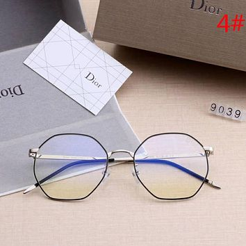 DIOR Women Fashion New Polarized Sunscreen Travel Personality Eyeglasses Glasses