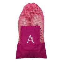Single Mesh Pointe Bag