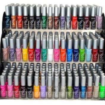 Amazon.com: Emori (TM) All About Nail 50 Piece Color Nail Lacquer (Nail Art Brush Style) Combo Set + 3 Sets of Scented Nail Polish Remover - Magical: Health & Personal Care