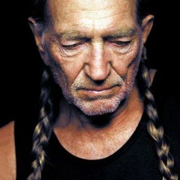 Willie Nelson Poster11 x 17 inch