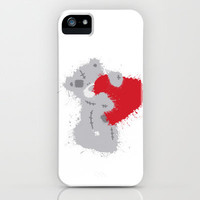 'Tatty Teddy' Me to You Bear iPhone & iPod Case by DanielBergerDesign