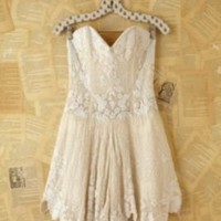 Vintage Custom Beaded Dress at Free People Clothing Boutique
