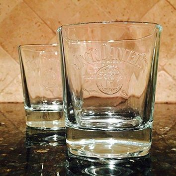 Jack Daniel's Tennessee Whiskey Tumblers (Set of 2)