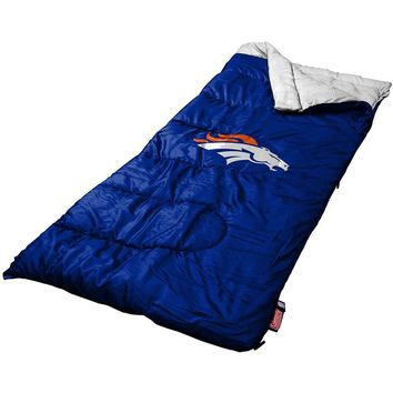 Denver Broncos NFL Sleeping Bag