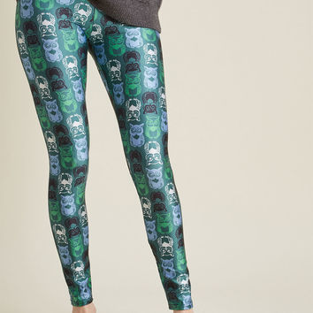 Owl Be There Leggings
