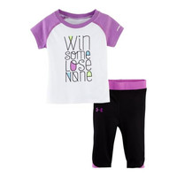 Under Armour Graphic Infant Girls Pant Outfit