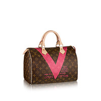 Products by Louis Vuitton: Speedy 30 MONOGRAM V