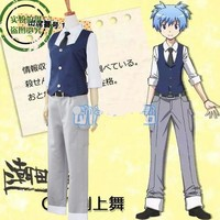 Assassination Classroom Cosplay  Shiota Nagisa
