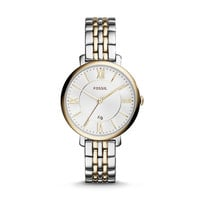 Jacqueline Date Watch, Two-Tone