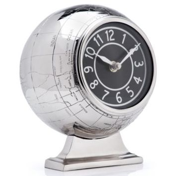 Titan Table Clock | Clocks | Home Accents | Decor | Z Gallerie