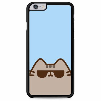 Pusheen The Cat Face iPhone 6 Plus/ 6S Plus Case