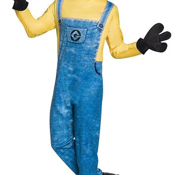 Rubies Costume Despicable Me 3 Childs Dave Minion Costume Multicolor Large