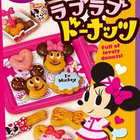 Re-Ment Disney Minnie Mouse Love Donuts Miniature - Re-Ment Miniature