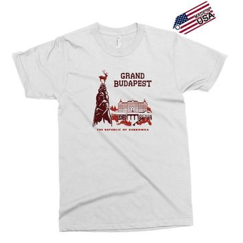 grand budapest hotel Exclusive T-shirt