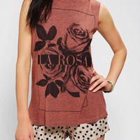 Truly Madly Deeply La Rose Triblend Muscle Tee