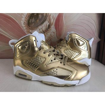 AIR JORDAN 6 Jordan 6th generation new color shoes 36 -- 40