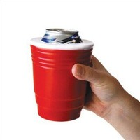 Red Solo Cup Beer Koozie - Whimsical & Unique Gift Ideas for the Coolest Gift Givers
