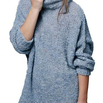 Free People 'She's All That' Knit Turtleneck Sweater | Nordstrom