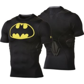 Under Armour Youth Batman Alter Ego Gameday Armour 5-Pad Football Shirt - Dick's Sporting Goods